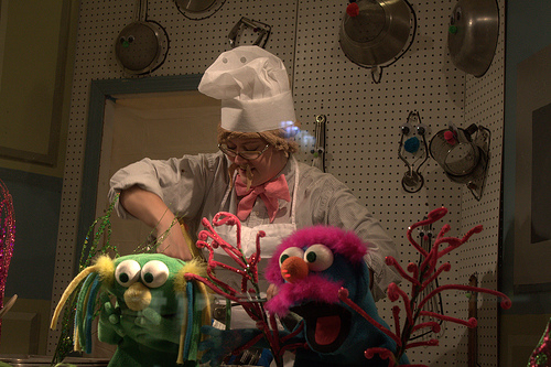 muppet cook photo