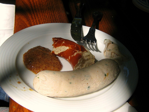 weißwurst photo