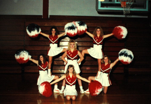 cheerleaders photo